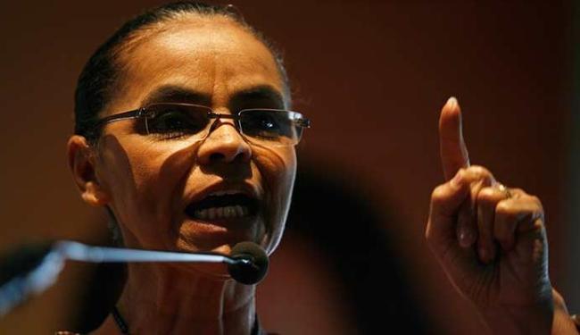 Marina Silva saiu do PV para fundar o próprio partido - Foto: Raul Spinassé | Ag. A TARDE
