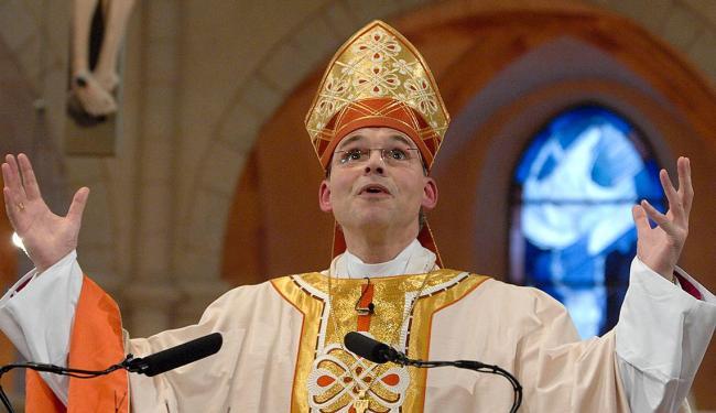 Franz-Peter Tebartz van Elst,apresentou a renúncia no dia 20 de outubro - Foto: Agência Reuters