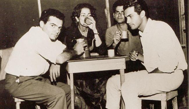 Eles não Usam Bleque Tai: primeira peça do Teatro Vila Velha, inaugurado em 1964 - Foto: Nós, Exemplo, Centro de Documentação e Memória   Teatro Vila Velha