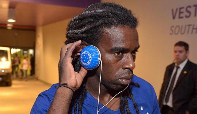 Para o jogador do Cruzeiro, punição poderia ser substituída por medida socioeducativa - Foto: Washington Alves l VIPCOMM