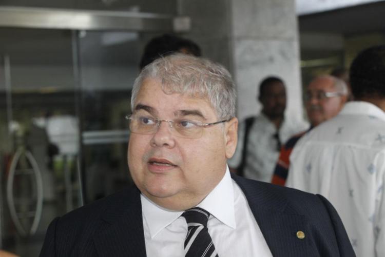 Lúcio é suspeito de ter ameaçado e pressionado o ex-ministro da Cultura Marcelo Calero - Foto: Rejane Carneiro | Ag. A TARDE