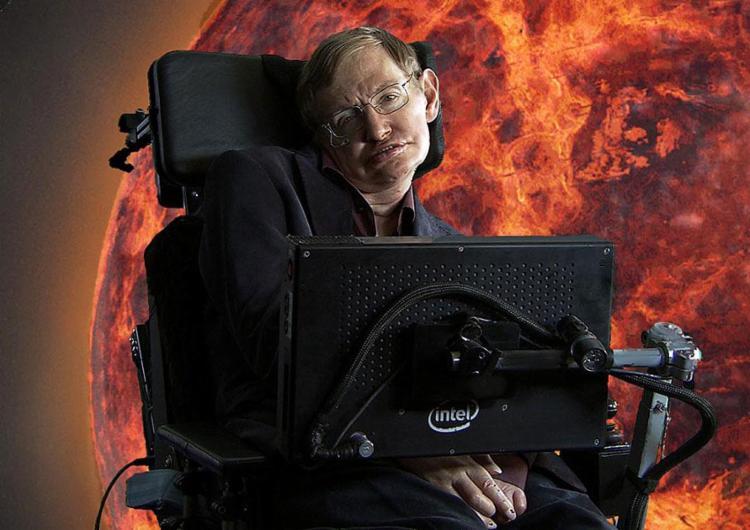 Stephen Hawking era portador de esclerose lateral amiotrófica - Foto: Divulgação