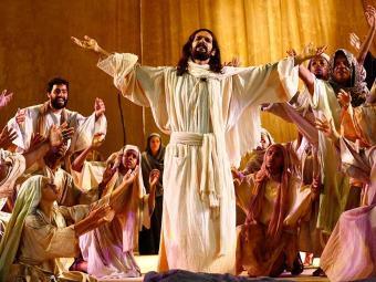 Ainda não há informações sobre quando A Paixão de Cristo será encenada - Foto: Margarida Neide | Ag. A TARDE