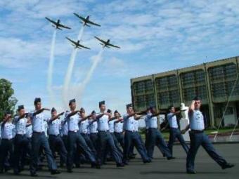 Candidatos devem ter entre 17 e 23 anos - Foto: Divulgação l Força Aérea Brasileira