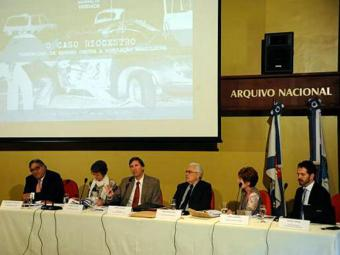 Comissão nacional da Verdade apresenta relatório sobre atentado no Riocentro - Foto: Tânia Rêgo | Agência Brasil