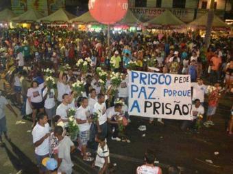 Policiais questionam prisão de Prisco - Foto: Divulgação   Aspra