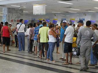 Bancos não respeitam a lei dos 15 minutos, disse Procon - Foto: Eduardo Martins | Agência A TARDE