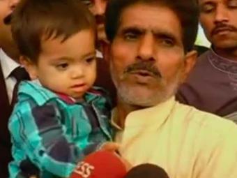 Criança e seus familiares foram acusados da tentativa de homicídio de um policial - Foto: Reprodução   BBC Brasil