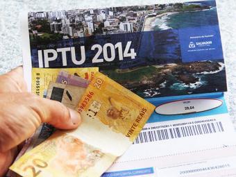 Um dos principais tributos a serem renegociados é o IPTU - Foto: Joá Souza / Ag. A TARDE
