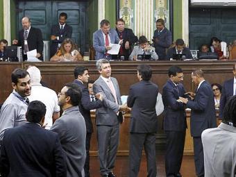 Presidência da casa diz que vai exigir presenças nas sessões da Câmara Municipal - Foto: Eduardo Martins | Ag. A TARDE