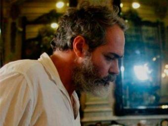Abelardo de Carvalho, diretor do longa-metragem