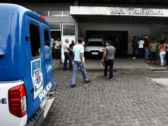 Suspeito negou envolvimento de algum funcionário do hospital - Foto: Luiz Tito | Ag. A TARDE