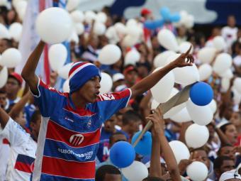 Torcida terá somente 3200 ingressos para a final do Baianão - Foto: Carlos Casaes | Ag. A TARDE