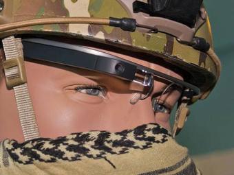 Dispositivo vai substituir laptops nos campos de batalha - Foto: Reprodução | US Airforce