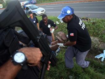 População baiana continua assustada com os números da criminalidade - Foto: Lúcio Távora   Ag. A TARDE