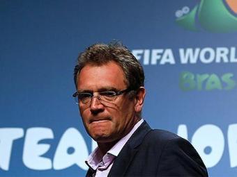 Valcke diz que Itaquerão tá dentro do cronograma - Foto: Sergio Moraes l Reuters