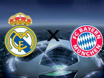 Real x Bayern é dado por muitos como final antecipada. - Foto: Divulgação