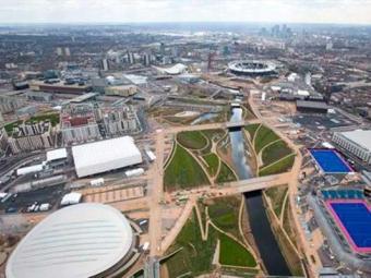Parque foi utilizado nas Olimpíadas de Londres em 2012 - Foto: Divulgação