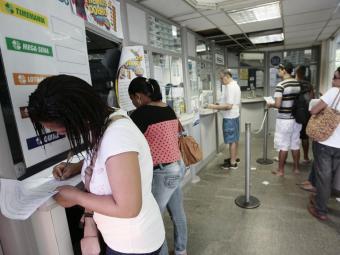 Lotomania também paga R$ 1 milhão para apostador que não acertou nenhuma dezena - Foto: Mila Cordeiro   Ag. A TARDE