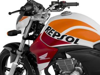 Modelo é parecida com a do MotoGP - Foto: Divulgação Honda