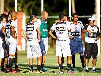 Ney Franco conversou com seu grupo e espera um resultado positivo nesta quarta - Foto: Eduardo Martins | Ag. A TARDE