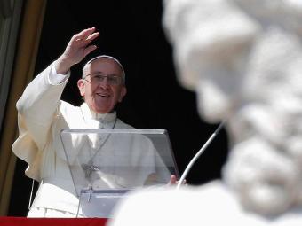 Papa também declarou santo o jesuíta José Anchieta - Foto: Agência Reuters