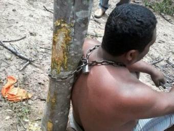 Mototaxista, que não teve o celular roubado, ligou para esposa pedindo socorro - Foto: Reprodução | Blog Agmar Rios