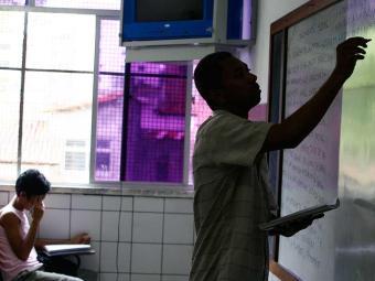 Alunos de escolas públicas participam de preparação especial para competições internacionais - Foto: Iracema Chequer   Ag. A TARDE