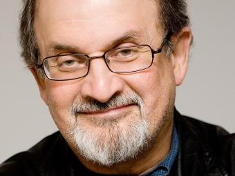 O escritor Salman Rushie estará em Salvador no dia 15 de maio - Foto: eowulf Sheehan | PEN American Center | Opale