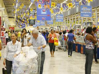 Confira o horário de funcionamento dos supermercados - Foto: Adilton Veneregoles | Ag. A TARDE