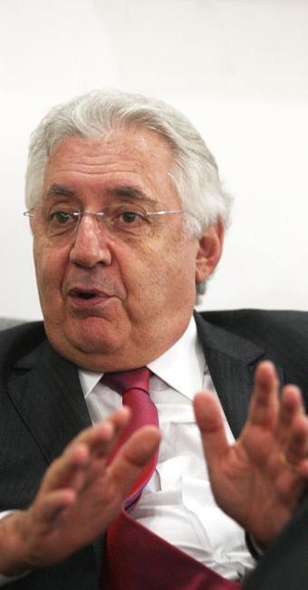 Guilherme Afif Domingos, ministro da Secretaria da Micro e Pequena Empresa - Foto: Lúcio Távora | Ag. A TARDE