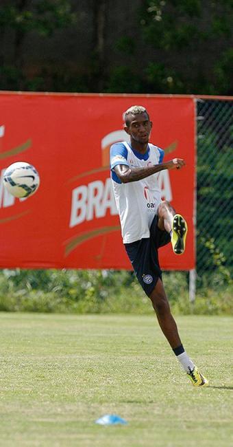 Anderson Talisca soma seis gols de 'bola parada' na temporada - Foto: Marco Aurélio Martins | Ag. A TARDE