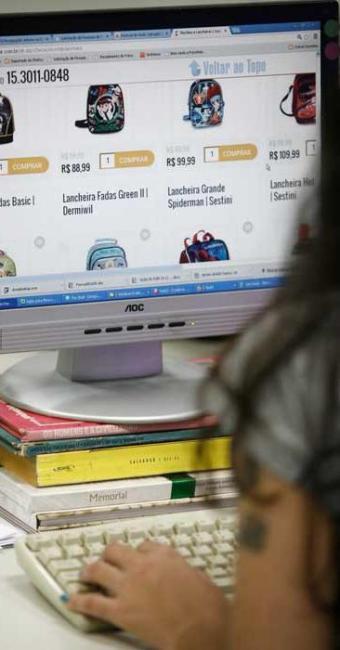 Estimativa é que vendas do mercado de computadores continuem a crescer em 2014 - Foto: Raul Spinassé   Ag. A TARDE