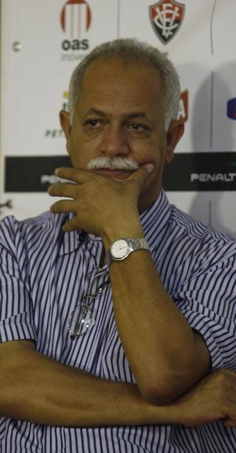 Queiroz foi responsável pela montagem do elenco de 2013, mas resultados este ano causaram demissão - Foto: Lúcio Távora   Ag. A TARDE
