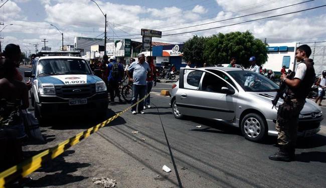 Desde janeiro foram registrados 114 morte em Feira de Santana - Foto: Luiz Tito | Ag. A TARDE