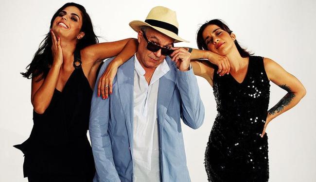 O grupo é formado pelas baianas Emanuelle Araújo e Lan Lan e pelo carioca Toni Costa - Foto: Ilya Yamasaki | Divulgação