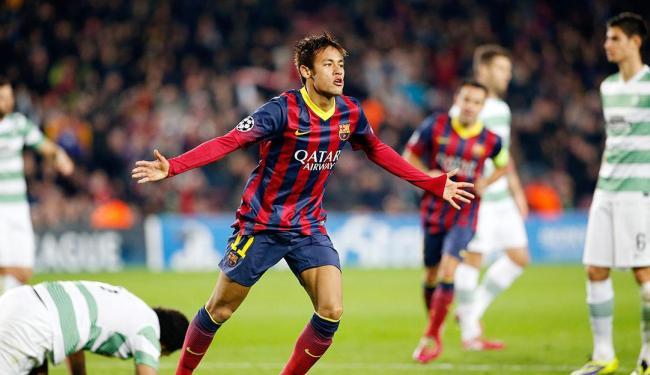 Depois de irregularidades na contratação de Neymar, Barcelona enfrenta novos problemas. - Foto: AP Photo