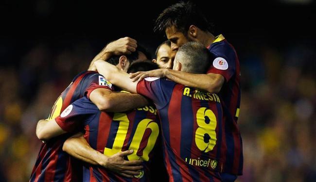 A Fifa anunciou no dia 2 de abril a sanção contra o Barcelona - Foto: Agência Reuters