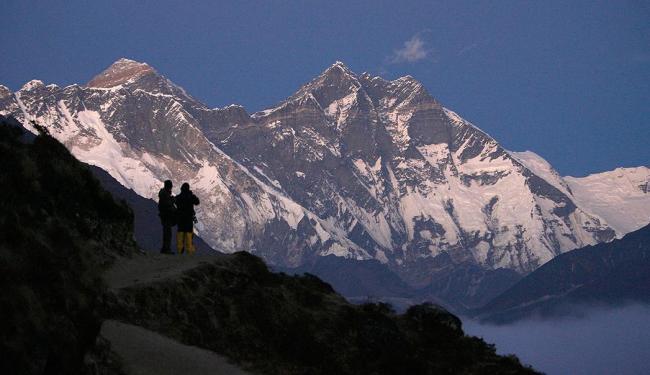 Este foi considerado o maior desastre da história do Everest - Foto: Agência Reuters