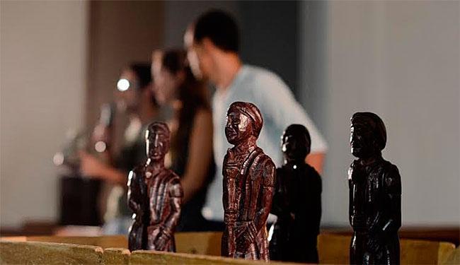 Inscrições estão começando, mas os troféus do festival já estão aqui - Foto: Divulgação | Geovane Peixoto