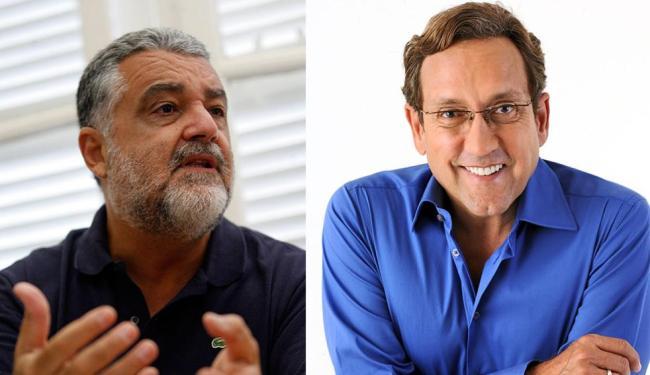 Paulo Dourado acusou Casemiro de divulgar notícias falsas sobre sua peça - Foto: Marco Aurélio Martins   Ag. A TARDE   Divulgação