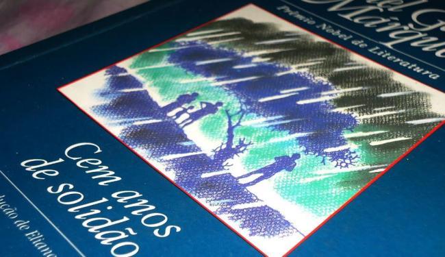 Edição de Cem Anos de Solidão, de García Márquez - Foto: Reprodução
