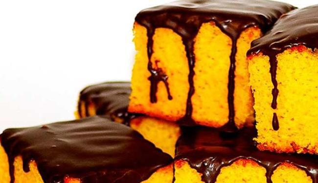 Bolo de chocolate com cenoura é elogiado pela escritora - Foto: Divulgação