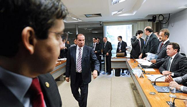 Comissão de Constituição e Justiça aprovou CPI ampla - Foto: Marcos Oliveira | Agência Senado