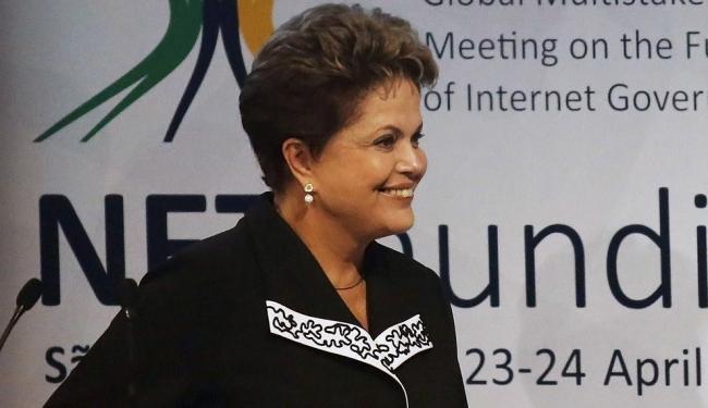 Presidente disse que é leal a Lula e ele a ela - Foto: Nacho Doce   Reuters