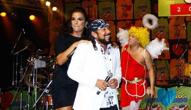 Ivete Sangalo e Bell Marques são imbatíveis no número de troféus - Foto: Fernando Vivas