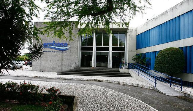 Candidatos convocados devem levar documentos á sede da Embasa - Foto: Luciano da Matta | Ag. A TARDE
