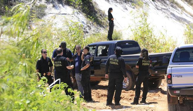A disposição dos federais é tornar a fiscalização constante nas áreas mais vulneráveis - Foto: Joá Souza | Ag. A TARDE