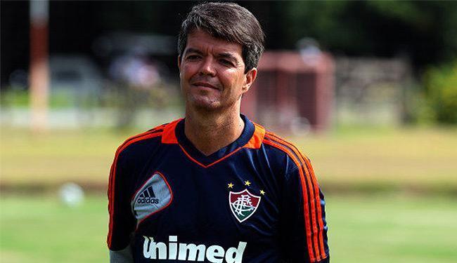 Ximenes trabalhou no futebol carioca e foi campeão com o Fluminense - Foto: Nelson Perez l Fluminense F.C.