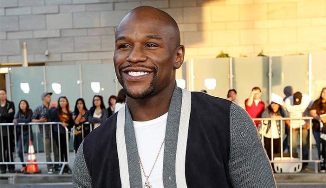 O anúncio do boxeador de 37 anos foi feito em Las Vegas - Foto: Mario Anzuoni l Reuters